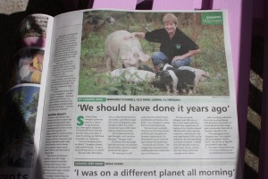 Farmers Journal August 2011