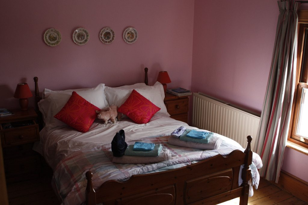 Our rooms Oldfarm Tipperary - double room